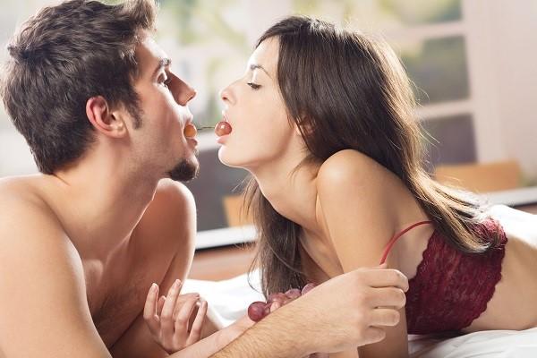 女性の性欲を高める