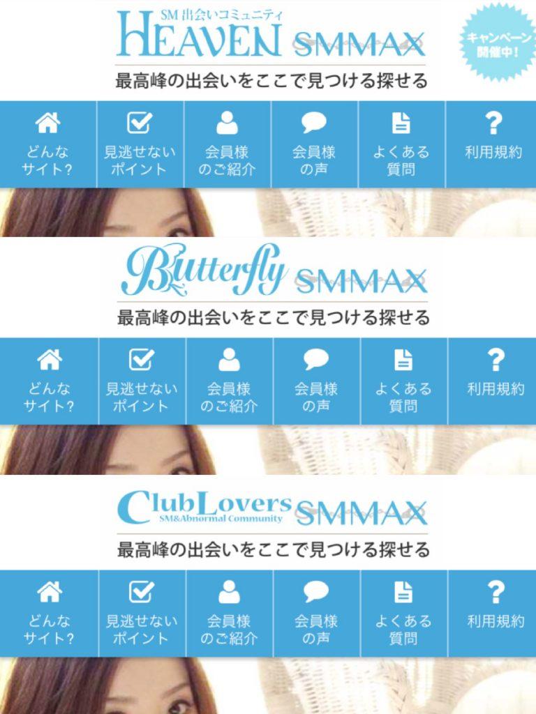 SMMAXの誘導先サイト