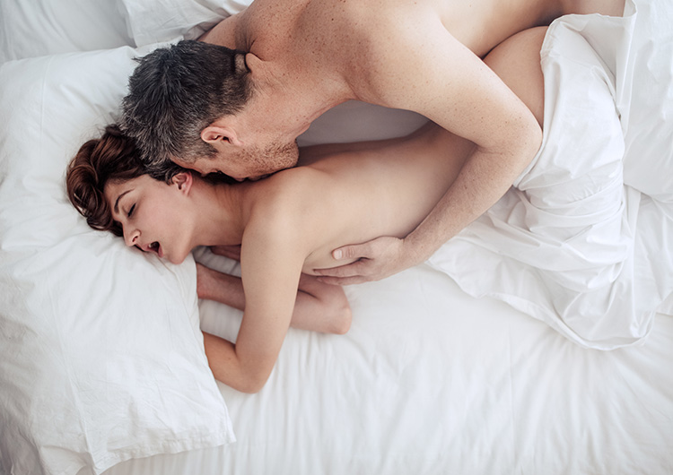 セックスの体位
