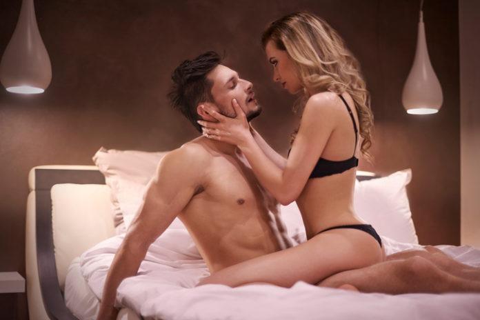 濡れるセックス